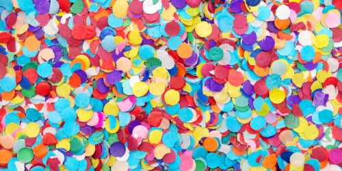 Confetti (groot)