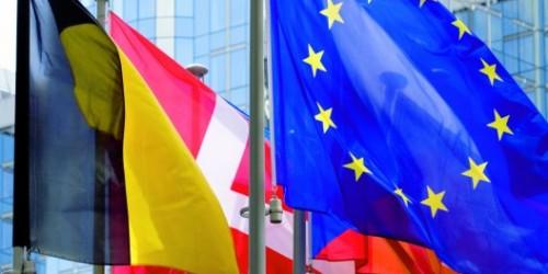 Vlaggen Europa 2 (klein)