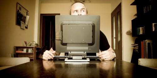 Verwarring achter desktop (klein)